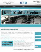 Kris's Mobile Mechanic