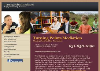 Turning+Points+CFS+Inc Website