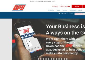 General+Plumbing+Supply Website