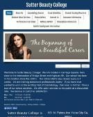 Sutter Beauty College in Yuba City, CA | 651 N Palora Ave, Yuba ...