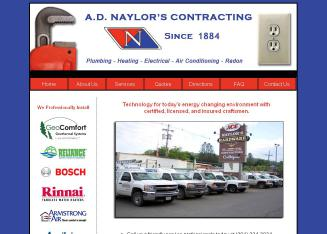 A D Naylor's Contracting