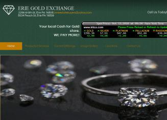 Erie+Estate+Buyers+Gold+Exchange Website