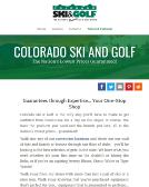 Colorado+Ski+%26+Golf Website