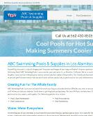 ABC Swimming Pools & Supplies