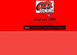 Al%27s+Towing Website