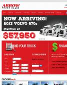 Arrow TRUCK Sales INC