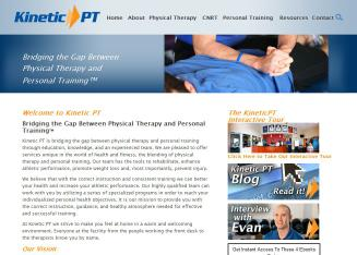 Sports+Metrics%3F+at+Kinetic+Physical+Therapy Website