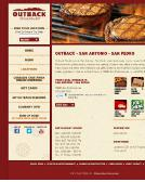 Outback+Steakhouse Website