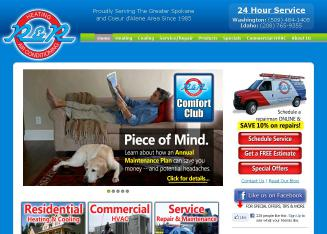 R%26R+Heating+%26+Air+Conditioning Website