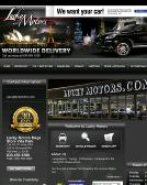 Lucky+Motors+Co Website