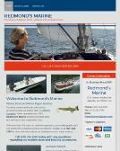 Redmonds+Marine Website