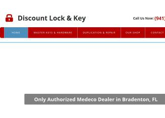 Discount+Lock+%26+Key+Inc Website