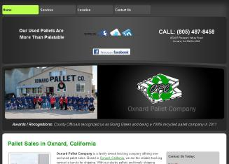 Oxnard+Pallet+Co Website