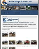 Auto+Salvage+Auction+INC Website
