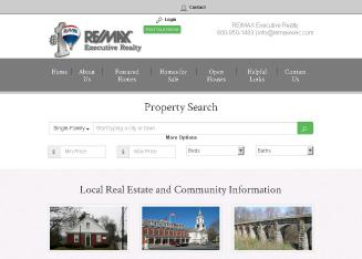 RE%2FMAX+Executive+Realty Website
