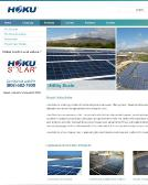 HOKU+Materials Website