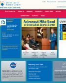 Omnimax+Theatre+-+Great+Lakes+Science+Center Website