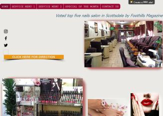 Prestige+Nails+%26+Spa+of+Scottsdale Website