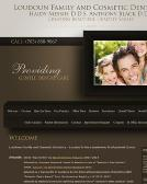 Loudoun+Family+Dentistry Website