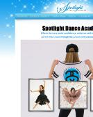 Spotlight+Dance+Academy Website