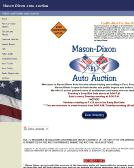 Mason-Dixon+Auto+Auction Website