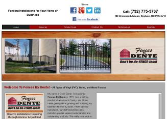 Fences+By+Dente+Inc Website