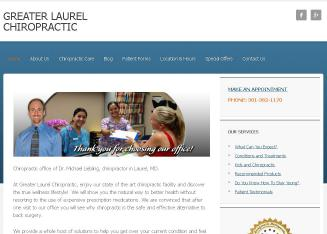Greater Laurel Chiropractic