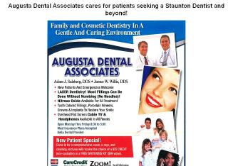 Augusta+Dental+Associates Website