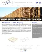 All+Pallet+Recycling+LLC Website