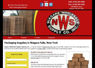 Niagara+Wholesale+Supply+Company Website