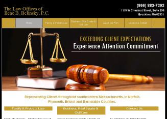 Belinsky+Ilene+Law+Offices+Of Website
