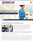 Community Care Nursing Services Inc