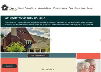 Victory+Housing+Inc Website