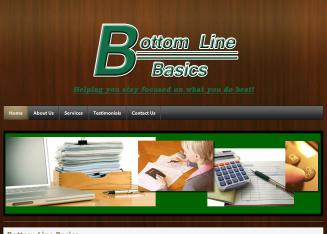 Bottom+Line+Basics%2C+Inc. Website