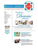 Beach+Urgent+Care Website