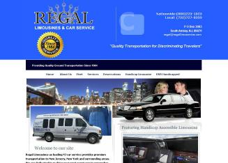 Regal+Limousine+%26+Car+Service Website