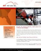 Air+Van+INC Website