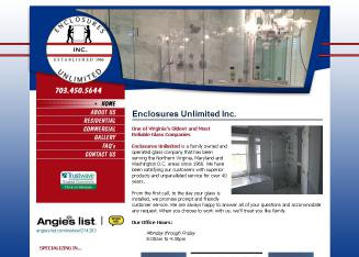 Enclosures Unlimited Inc