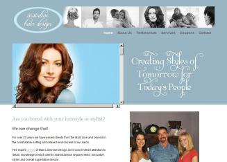 Main+Line+Hair+Design Website