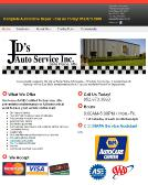 JD%27S+Auto+Service+Inc. Website