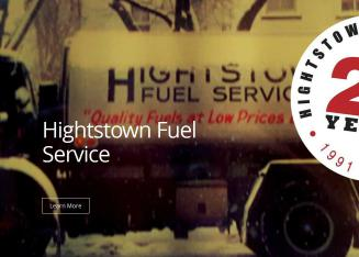 Hightstown+Fuel+Service Website