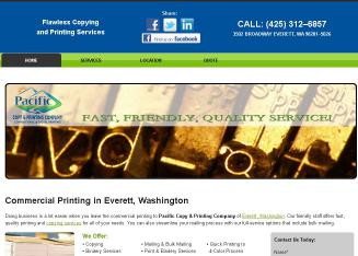 Pacific Copy & Printing Co.