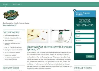Northeast+Pest+Control%2C+Inc. Website