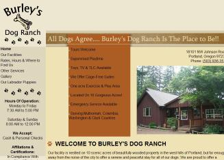 Burley's Dog Ranch