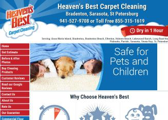 Heaven%27s+Best+Carpet+Cleaning Website