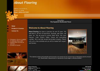 About+Flooring Website