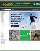 Kelly%27s+Sports Website