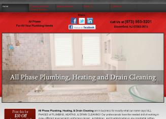 All Phase Plumbing Heating & Drain Cleaning