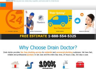 Drain+Doctor+Inc Website