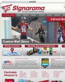 Sign-A-Rama Website